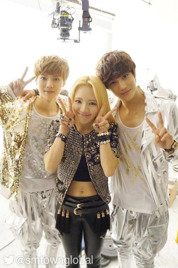 Chen exo dan sunny snsd dating