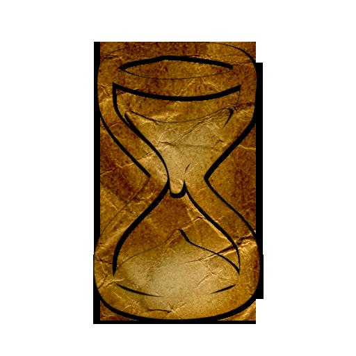 Logo Hourglass