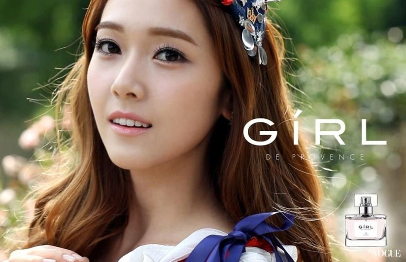 [120608] Girls' Generation (SNSD) New Picture for Twinkle & GIRL de provence CF via Vogue Taiwan Gallery [7]