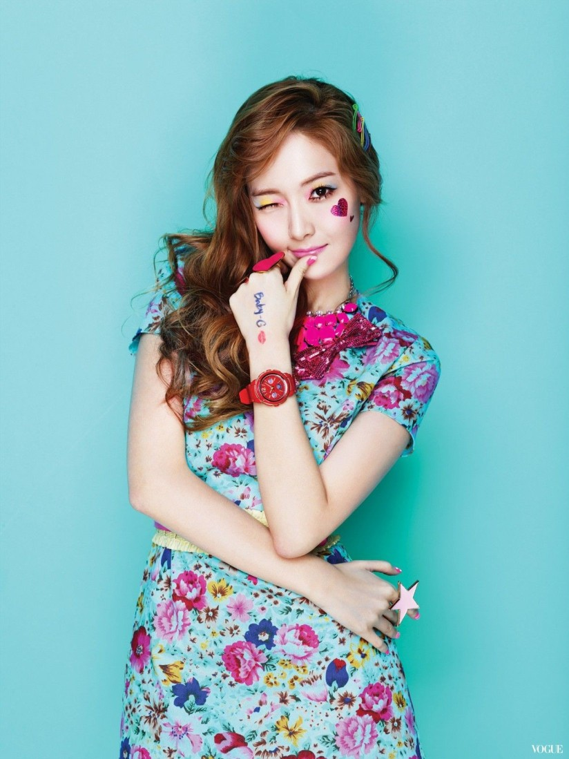 [121213] Girls' Generation (SNSD) New Picture for Casio Baby-G CF via Vogue Taiwan Gallery [13]