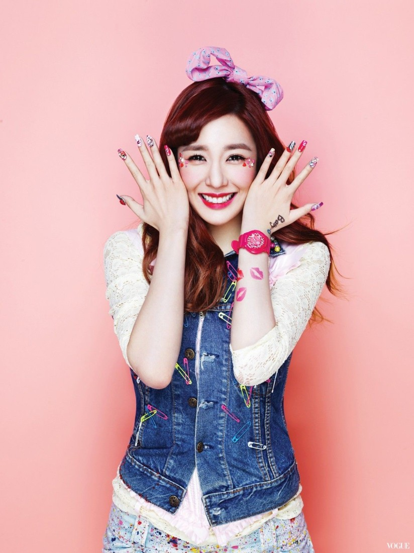 [121213] Girls' Generation (SNSD) New Picture for Casio Baby-G CF via Vogue Taiwan Gallery [20]