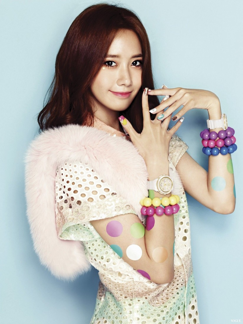 [121213] Girls' Generation (SNSD) New Picture for Casio Baby-G CF via Vogue Taiwan Gallery [5]