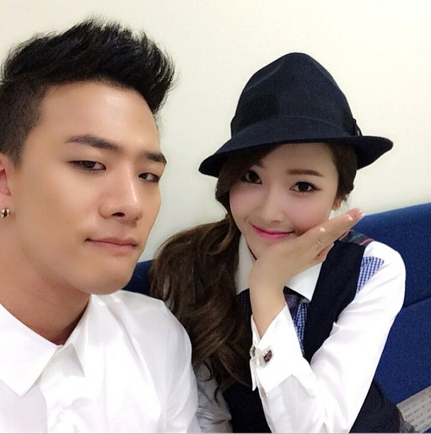 [140402] Jessica (SNSD) New Selca with 차현승
