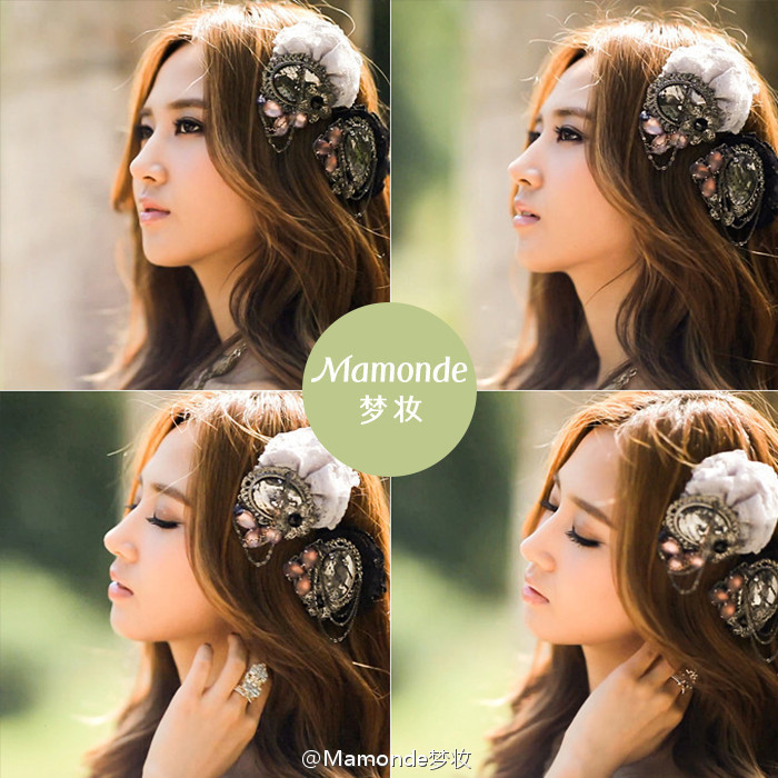 [140402] Yuri (SNSD) New Picture for Mamonde CF