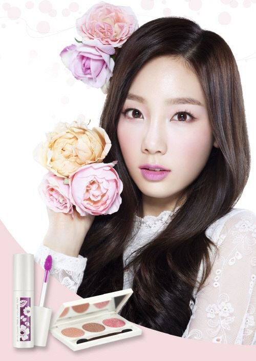 [140403] Taeyeon (SNSD) New Picture for Nature Republic CF [1]
