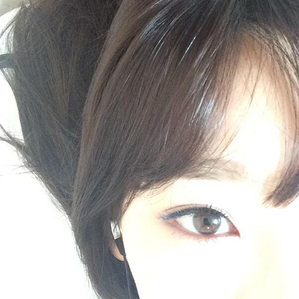 [140407] Taeyeon (SNSD) New Selca
