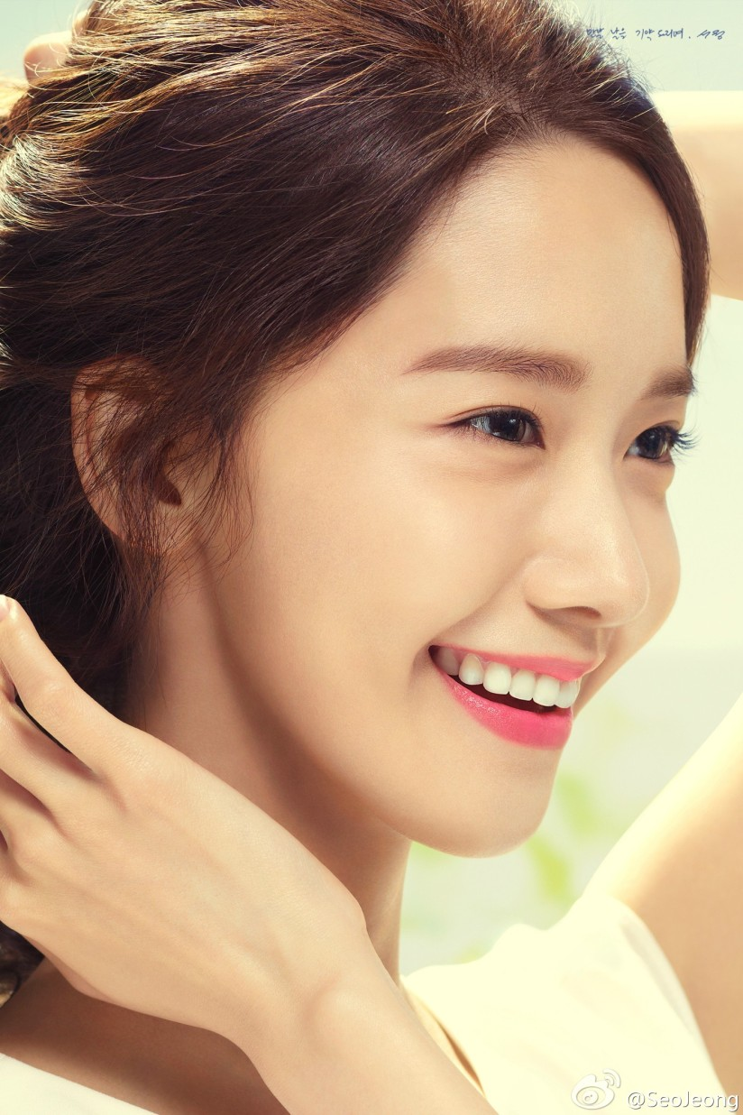 [140409] Yoona (SNSD) New Picture for Innisfree CF (Scan) by SeoJeong [1]