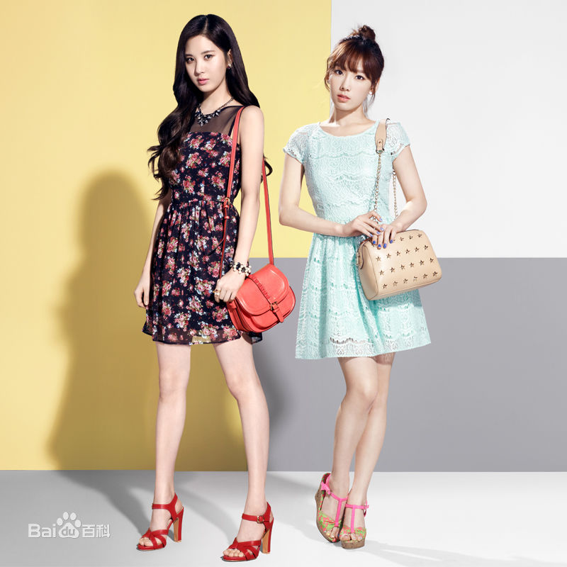 [140412] Taeyeon, Tiffany & Seohyun (SNSD) New Picture for Mixxo CF [2]