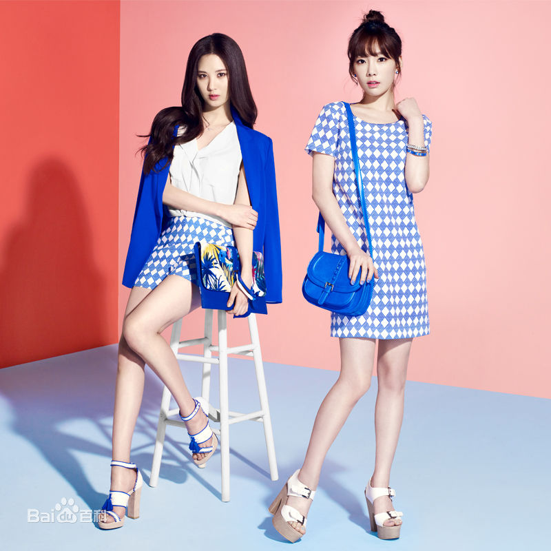 [140412] Taeyeon, Tiffany & Seohyun (SNSD) New Picture for Mixxo CF [3]