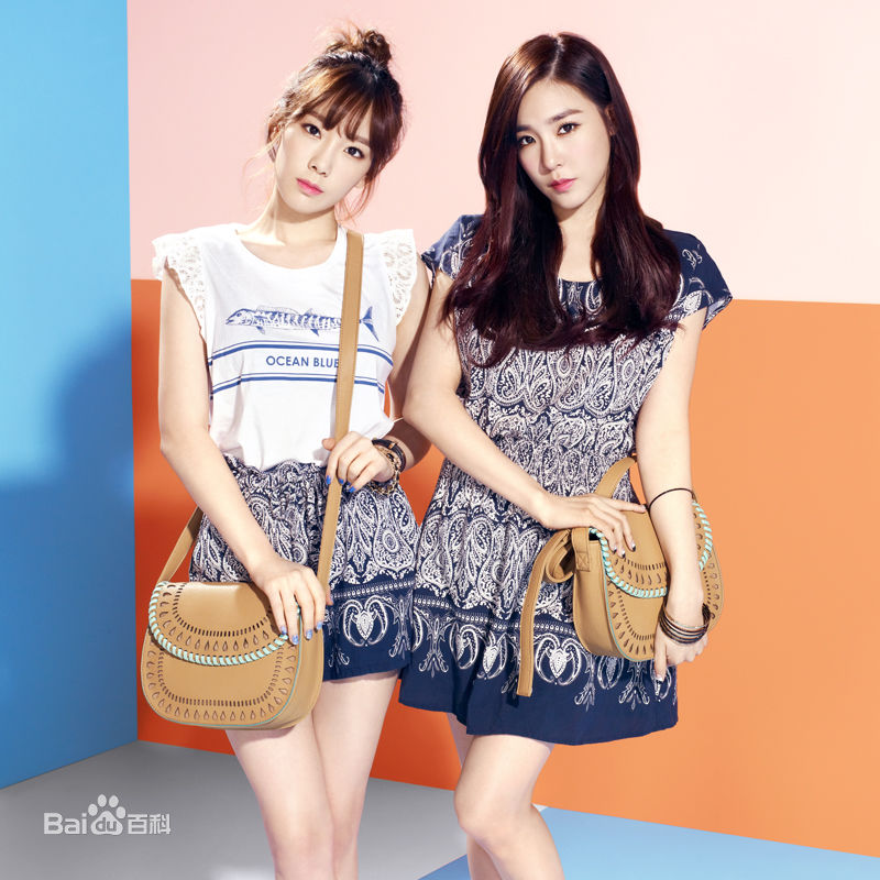 [140412] Taeyeon, Tiffany & Seohyun (SNSD) New Picture for Mixxo CF [4]