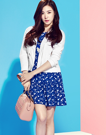 [140413] Taeyeon, Tiffany & Seohyun (SNSD) New Picture for Mixxo CF [6]