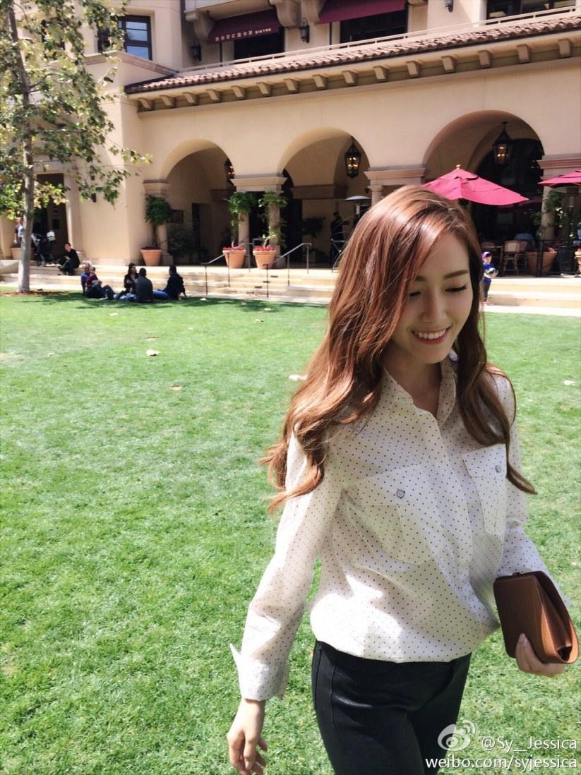 [140414] Jessica (SNSD) New Selca [1]