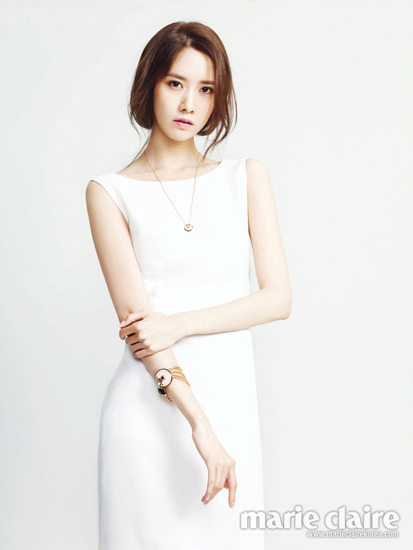 [140413] Yoona (SNSD) New Picture for Marie Clarie [2]