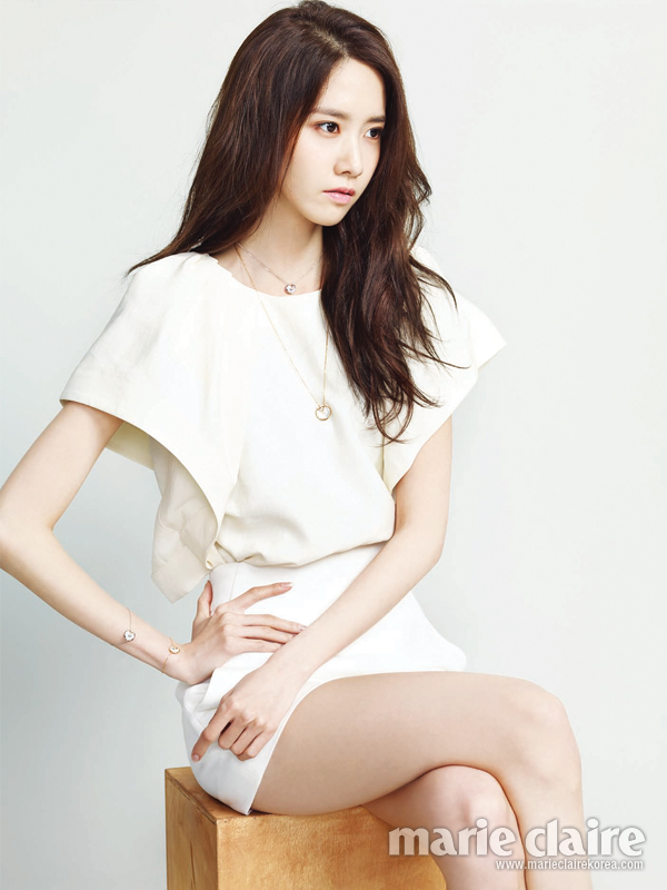 [140413] Yoona (SNSD) New Picture for Marie Clarie [4]