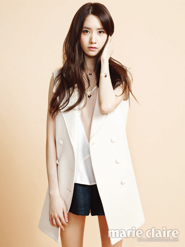 [140413] Yoona (SNSD) New Picture for Marie Clarie [7]