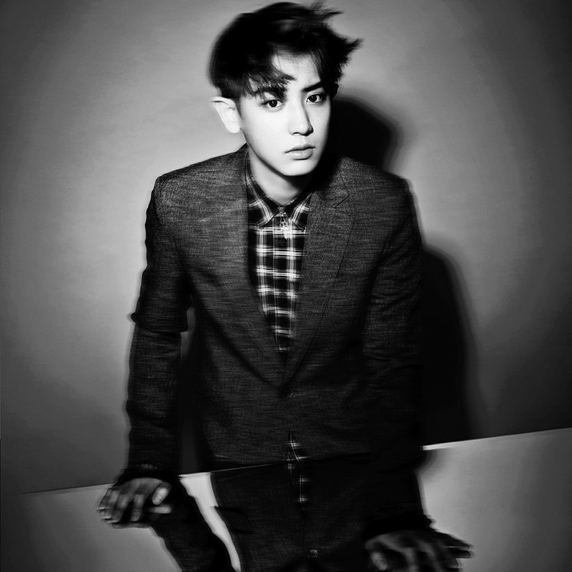 [140415] Chanyeol (EXO) New Teaser Picture for Overdose