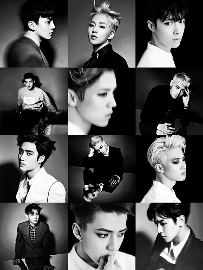 [140415] EXO New Teaser Picture for Overdose
