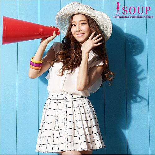 [140415] Jessica (SNSD) New Picture for SOUP CF [3]