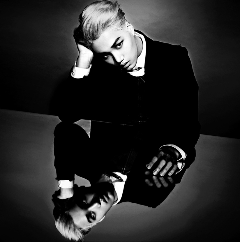 [140415] Kai (EXO) New Teaser Picture for Overdose