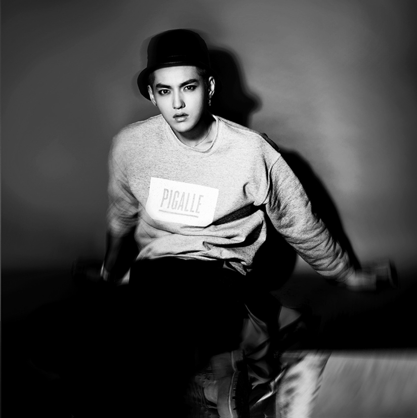 [140415] Kris (EXO) New Teaser Picture for Overdose