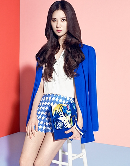 [140416] Seohyun (SNSD) New Picture for Mixxo CF [5]