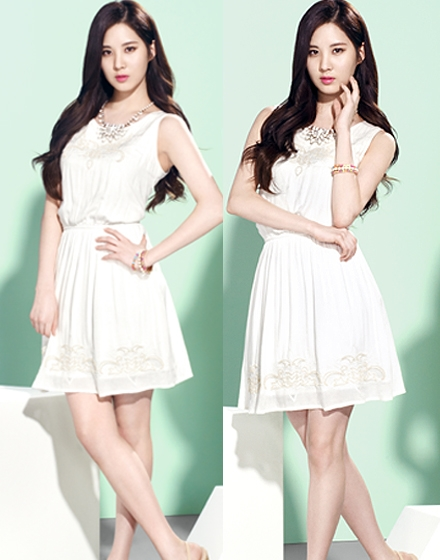 [140416] Seohyun (SNSD) New Picture for Mixxo CF [6]