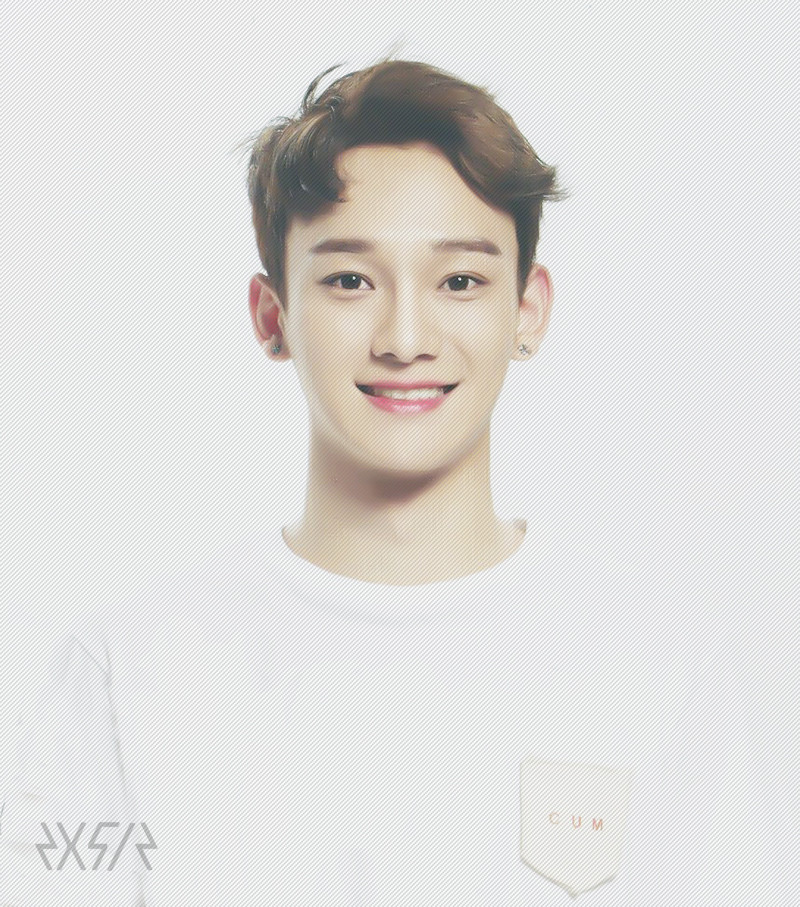 [140420] Chen (EXO) New Picture for Dongdaemun Design Park Photocard via 2X5_Twelve