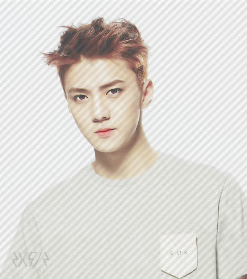 [140420] Sehun (EXO) New Picture for Dongdaemun Design Park Photocard via 2X5_Twelve