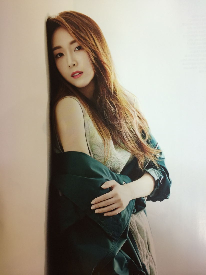 [140421] Jessica (SNSD) Preview Picture for Harper's Bazaar Magazine May Issue (Scan) by 罒JJ罒 [1]