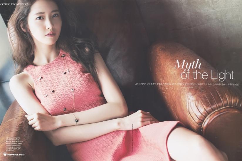 [140423] Yoona (SNSD) @ Cosmopolitan Magazine May Issue (Scan) YoonYul.com [1]