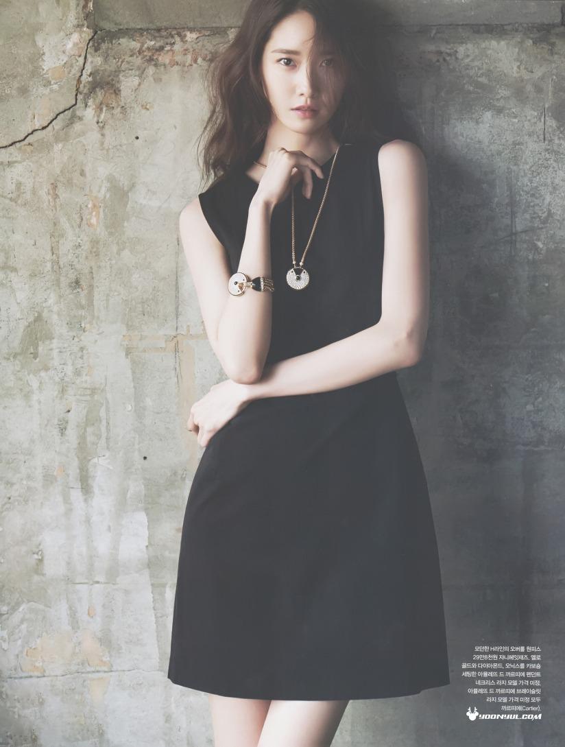 [140423] Yoona (SNSD) @ Cosmopolitan Magazine May Issue (Scan) YoonYul.com [4]