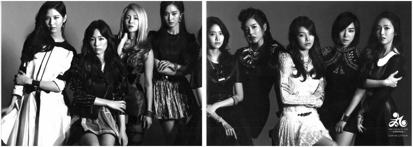 [140427] Girls' Generation (SNSD) for Pamphlet Girls' Generation 3rd Japan Tour (Scan) by 丸家养鸡场 [2]