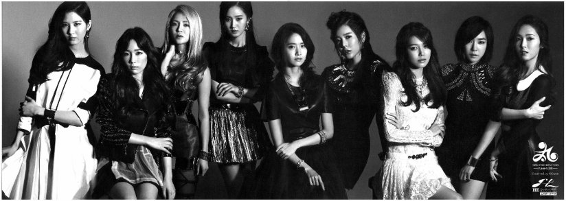 [140427] Girls' Generation (SNSD) for Pamphlet Girls' Generation 3rd Japan Tour (Scan) by 丸家养鸡场 [3]