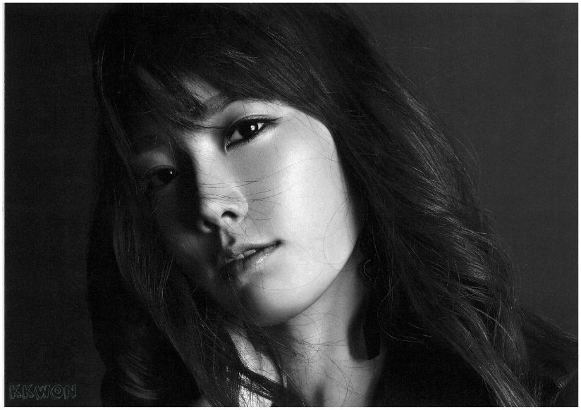[140427] Taeyeon (SNSD) for Pamphlet Girls' Generation 3rd Japan Tour (Scan) by KKWON [2]