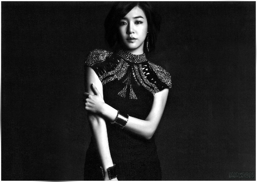 [140427] Tiffany (SNSD) for Pamphlet Girls' Generation 3rd Japan Tour (Scan) by KKWON [2]
