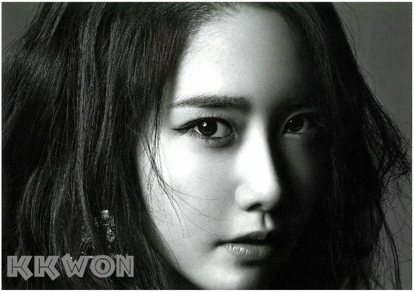 [140427] Yoona (SNSD) for Pamphlet Girls' Generation 3rd Japan Tour (Scan) by KKWON [2]