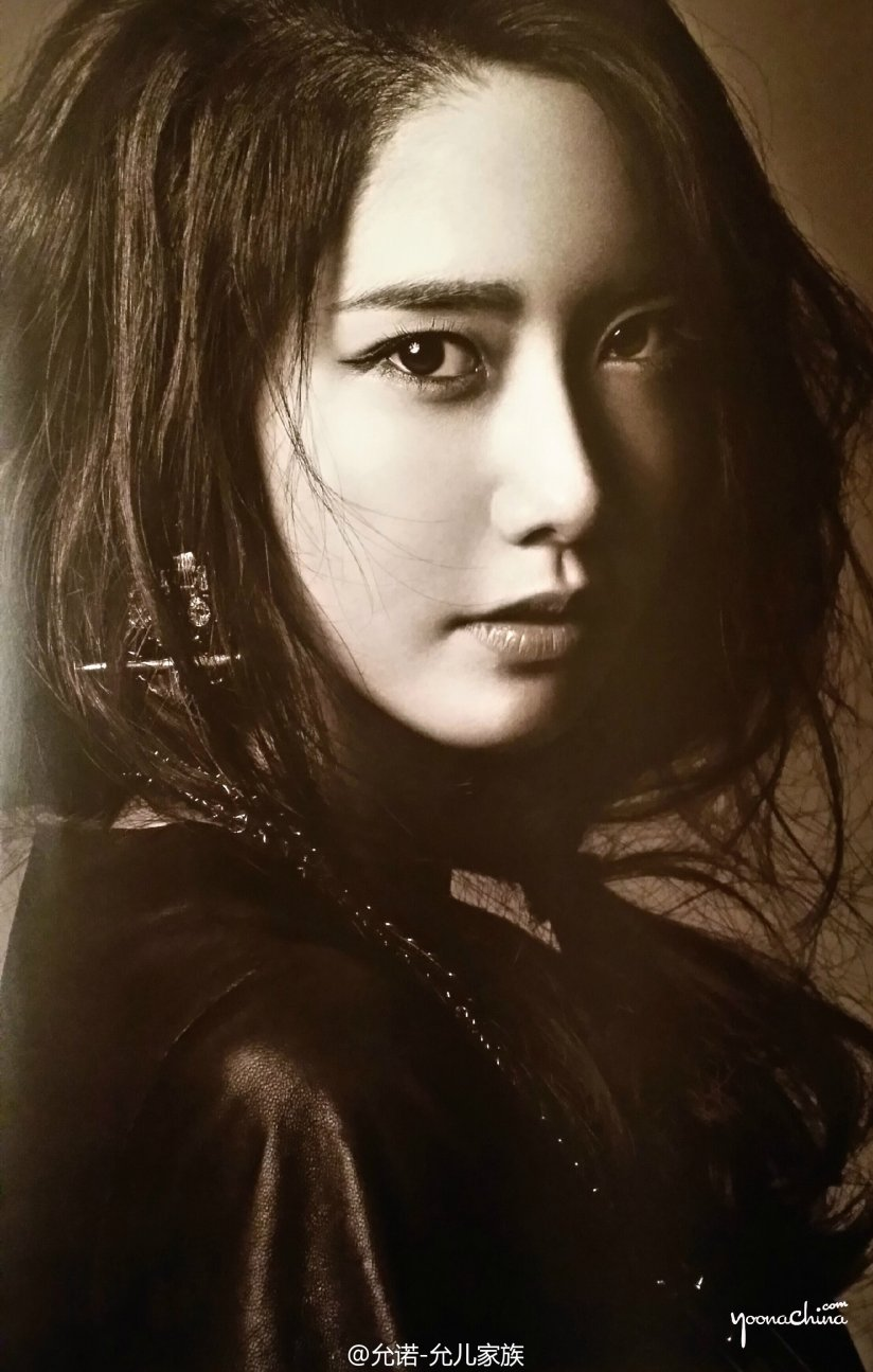 [140427] Yoona (SNSD) for Pamphlet Girls' Generation 3rd Japan Tour (Scan) by yoonachina.com [1]