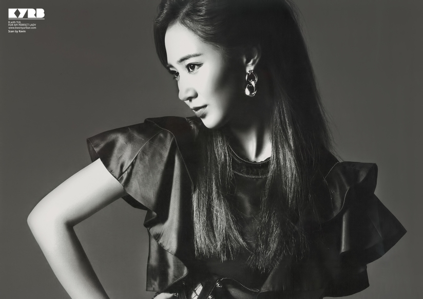 [140427] Yuri (SNSD) for Pamphlet Girls' Generation 3rd Japan Tour (Scan) by kwonyuribar.com [2]