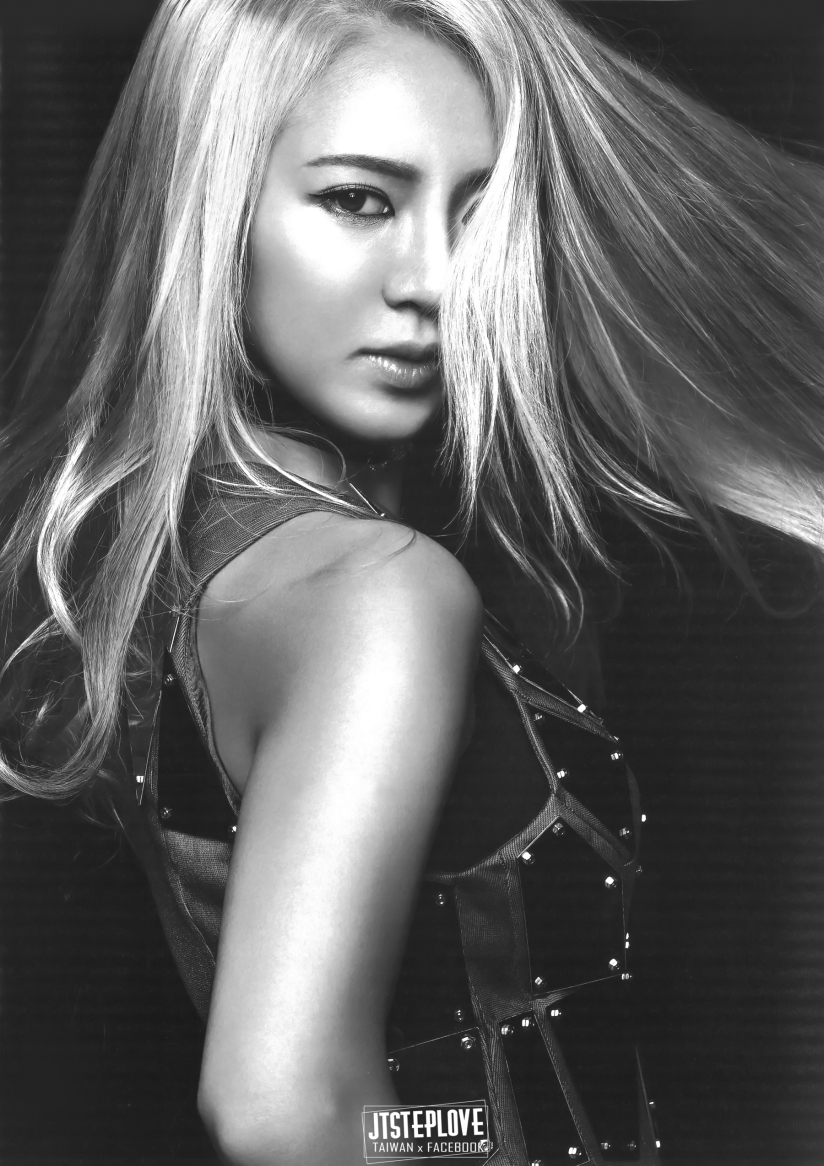 [140429] Hyoyeon (SNSD) for Pamphlet Girls' Generation 3rd Japan Tour (Scan) by JTsteplove