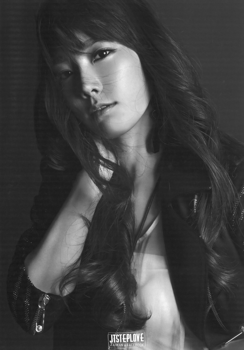 [140429] Taeyeon  (SNSD) for Pamphlet Girls' Generation 3rd Japan Tour (Scan) by JTsteplove