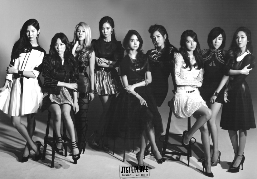 [140501] Girls' Generation (SNSD) for pamphlet Girls Generation 3rd Japan Tour (Scan) by jtsteplove [2]