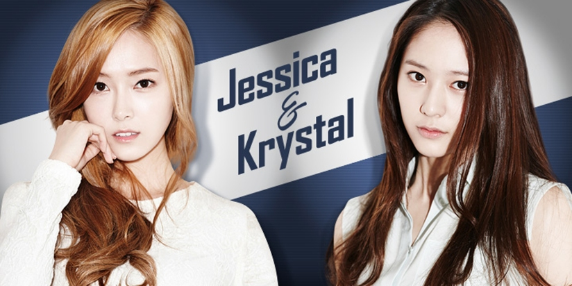 [140512] Jessica & Krystal Variety Show @ OnStyle Channel [Edit HD Picture]