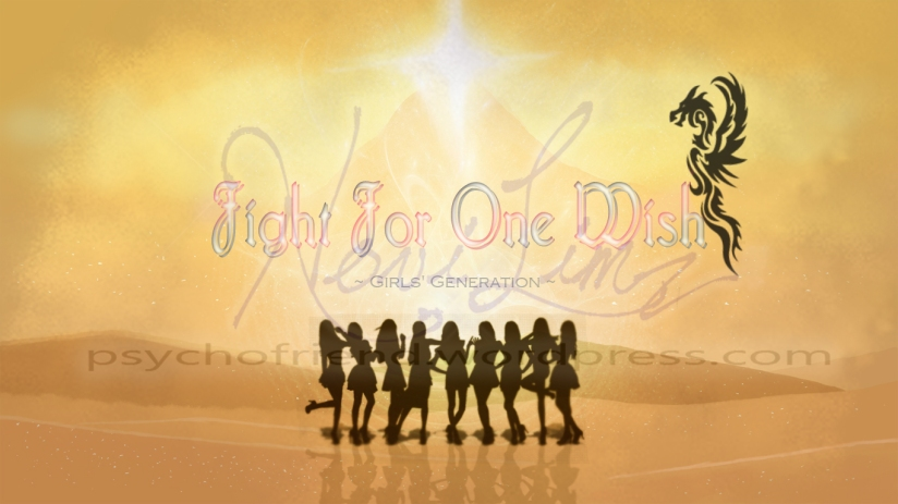 Girls' Generation - Fight For One Wish