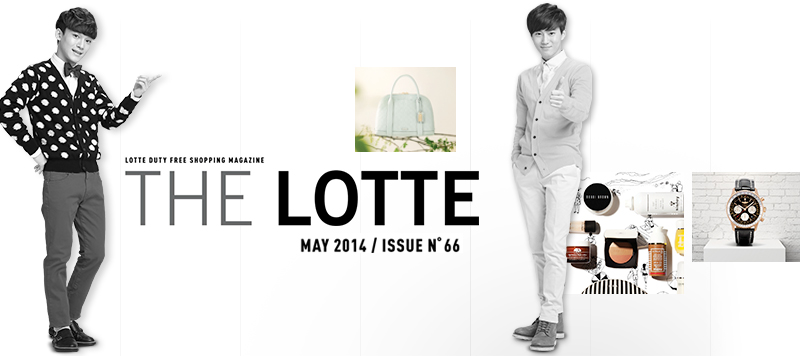 [140505] Chen and Suho (EXO) New Picture for Lotte Duty Free CF