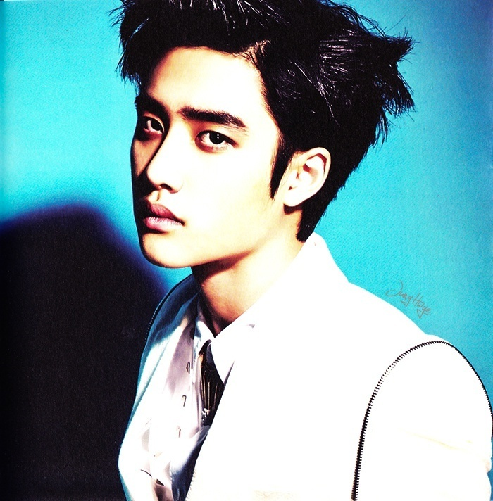 [140507] D.O (EXO) for Overdose Album (Scan) by jung hwye [2]