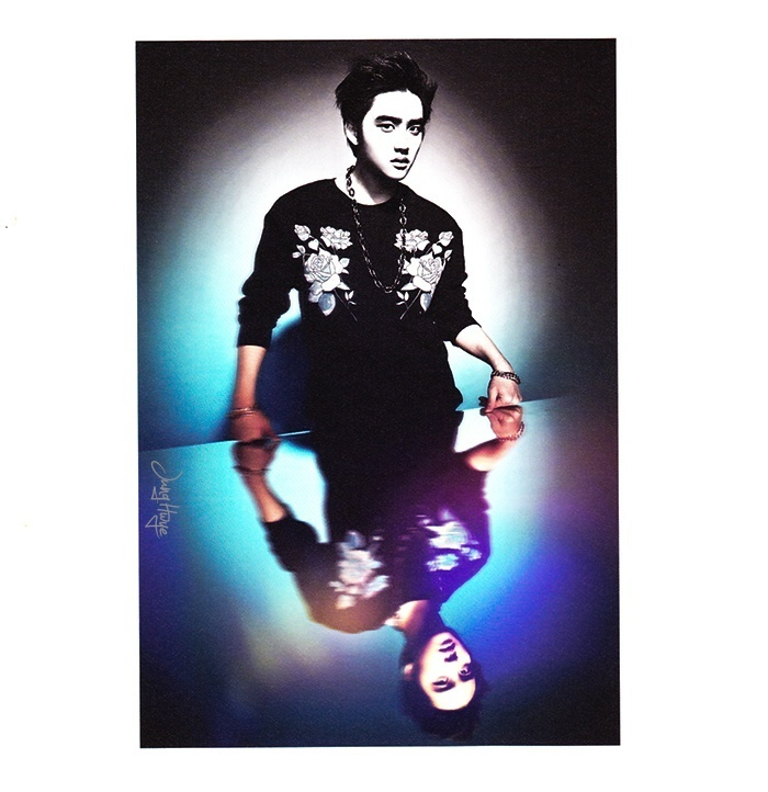 [140507] D.O (EXO) for Overdose Album (Scan) by jung hwye [4]