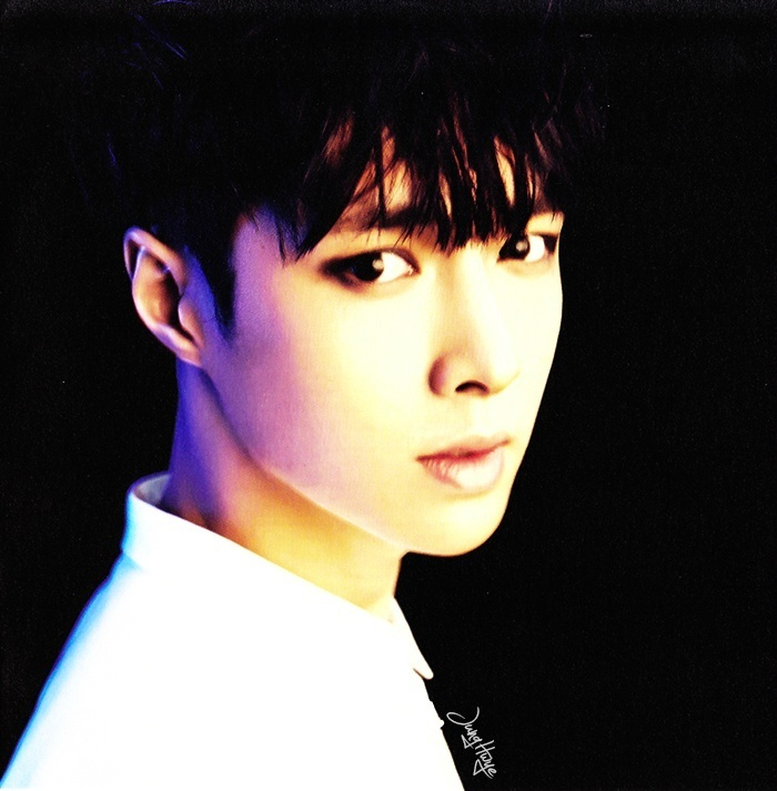 [140507] Lay (EXO) for Overdose Album (Scan) by jung hwye [3]