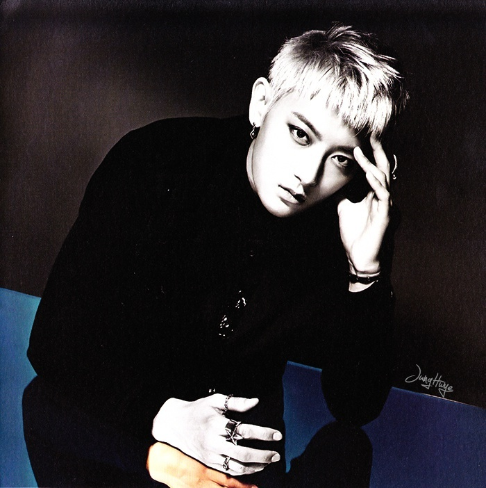 [140507] Tao (EXO) for Overdose Album (Scan) by jung hwye [3]