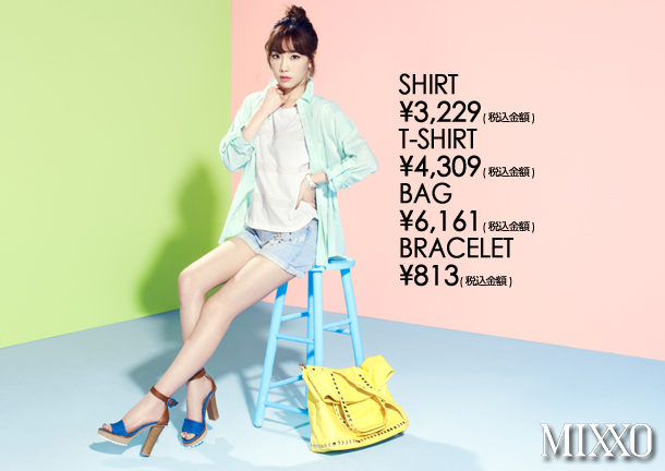 [140508] TaeTiSeo (SNSD) New Picture for Mixxo CF [8]