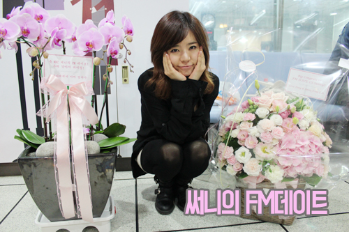 [140512] Sunny (SNSD) New Picture for FM4U FM Date [21]